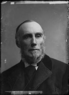 Thomas George Baring, 1st Earl of Northbrook, by Alexander Bassano - NPG x96150