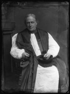 Edward White Benson, by Alexander Bassano - NPG x96161