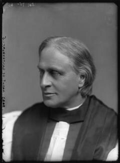 Edward White Benson, by Alexander Bassano - NPG x96166
