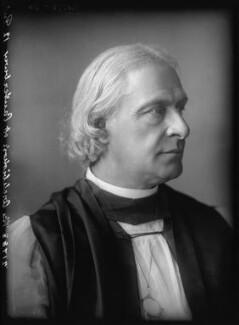 Edward White Benson, by Alexander Bassano - NPG x96168
