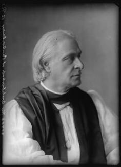 Edward White Benson, by Alexander Bassano - NPG x96169