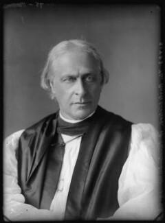 Edward White Benson, by Alexander Bassano - NPG x96171