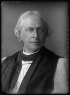 Edward White Benson, by Alexander Bassano - NPG x96172