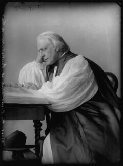 Edward White Benson, by Alexander Bassano - NPG x96176