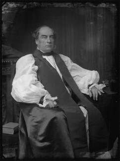 William Thomson, by Alexander Bassano - NPG x96181