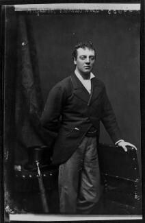 Charles William de la Poer Beresford, Baron Beresford, by Alexander Bassano - NPG x96187