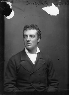 Charles William de la Poer Beresford, Baron Beresford, by Alexander Bassano - NPG x96190