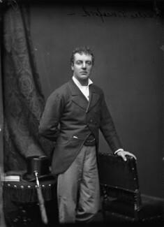 Charles William de la Poer Beresford, Baron Beresford, by Alexander Bassano - NPG x96193