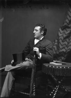 Charles William de la Poer Beresford, Baron Beresford, by Alexander Bassano - NPG x96194