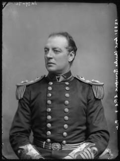 Charles William de la Poer Beresford, Baron Beresford, by Alexander Bassano - NPG x96195