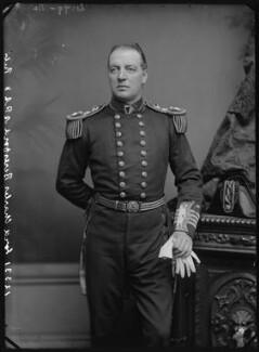 Charles William de la Poer Beresford, Baron Beresford, by Alexander Bassano - NPG x96199