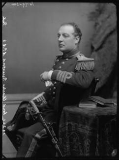 Charles William de la Poer Beresford, Baron Beresford, by Alexander Bassano - NPG x96202