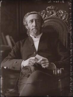 Arthur Wellesley Peel, 1st Viscount Peel, by Alexander Bassano - NPG x96203