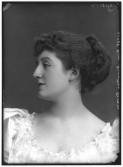 Priscilla Cecilia (née Moore), Countess Annesley, by Alexander Bassano - NPG x96206