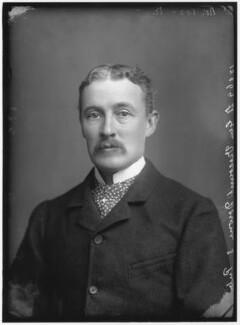 Hugh Richard Dawnay, 8th Viscount Downe, by Alexander Bassano - NPG x96260