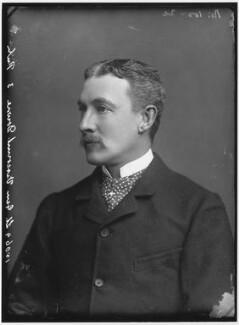 Hugh Richard Dawnay, 8th Viscount Downe, by Alexander Bassano - NPG x96261