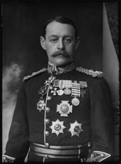 Sir Archibald Hunter, by Alexander Bassano - NPG x96265