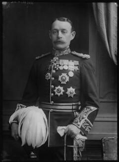 Sir Archibald Hunter, by Alexander Bassano - NPG x96266