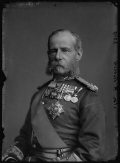 Frederick Sleigh Roberts, 1st Earl Roberts, by Alexander Bassano, 1884 - NPG x96267 - © National Portrait Gallery, London