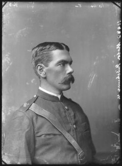 Herbert Kitchener, 1st Earl Kitchener, by Alexander Bassano - NPG x96290