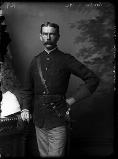 Herbert Kitchener, 1st Earl Kitchener, by Alexander Bassano - NPG x96298