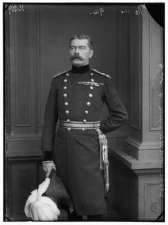 Herbert Kitchener, 1st Earl Kitchener, by Alexander Bassano - NPG x96371
