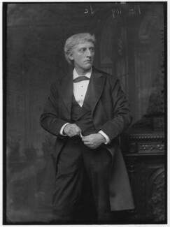 Wilson Barrett (William Henry Barrett), by Alexander Bassano - NPG x96385