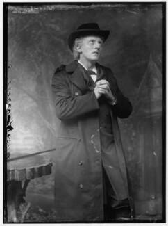 Wilson Barrett (William Henry Barrett), by Alexander Bassano - NPG x96387
