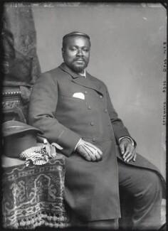 Cetshwayo ka Mpande, by Alexander Bassano - NPG x96403