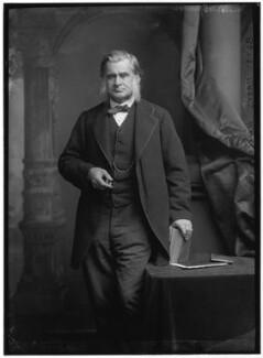 Thomas Henry Huxley, by Alexander Bassano - NPG x96426