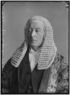 William Court Gully, 1st Viscount Selby, by Alexander Bassano - NPG x96432