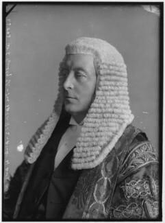 William Court Gully, 1st Viscount Selby, by Alexander Bassano - NPG x96434