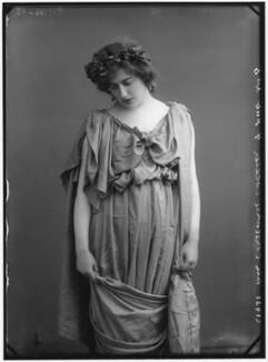 Constance Collier, by Alexander Bassano - NPG x96451