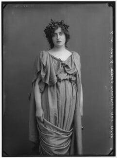 Constance Collier, by Alexander Bassano - NPG x96452