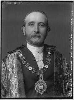 Sir James Whitehead, 1st Bt, by Alexander Bassano - NPG x96462