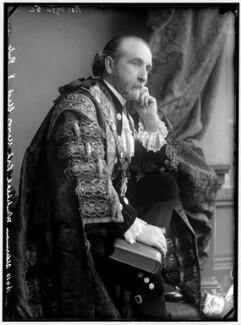 Sir James Whitehead, 1st Bt, by Alexander Bassano - NPG x96463