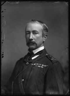 Garnet Joseph Wolseley, 1st Viscount Wolseley, by Alexander Bassano, 1880s - NPG x96480 - © National Portrait Gallery, London