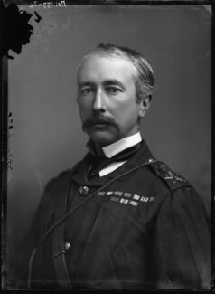 Garnet Joseph Wolseley, 1st Viscount Wolseley, by Alexander Bassano, 1880s - NPG x96481 - © National Portrait Gallery, London