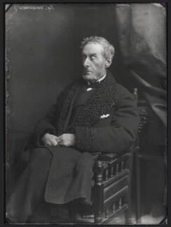 Anthony Ashley-Cooper, 7th Earl of Shaftesbury, by Alexander Bassano, 1883? - NPG x96513 - © National Portrait Gallery, London