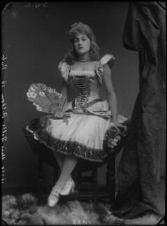 Belle Bilton, by Alexander Bassano - NPG x96533