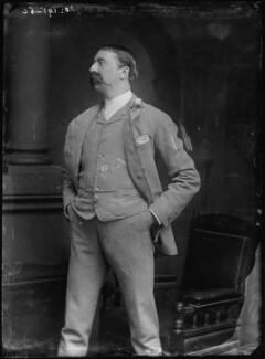 William Hunter Kendal (William Hunter Grimston), by Alexander Bassano - NPG x96540
