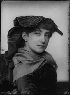 Maud Branscombe, by Alexander Bassano - NPG x96581