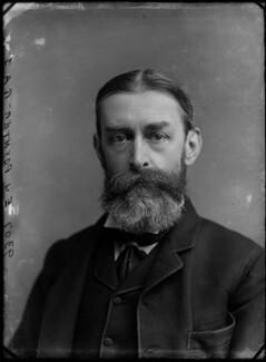 Sir Edward John Poynter, 1st Bt, by Alexander Bassano, 1883 - NPG x96608 - © National Portrait Gallery, London