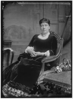 Janet Monach Patey (née Whytock), by Alexander Bassano - NPG x96614