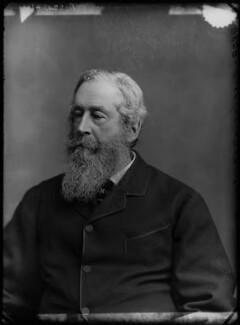 James Hamilton, 1st Duke of Abercorn, by Alexander Bassano, circa 1884 - NPG x96624 - © National Portrait Gallery, London