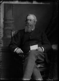 James Hamilton, 1st Duke of Abercorn, by Alexander Bassano, circa 1884 - NPG x96625 - © National Portrait Gallery, London