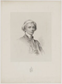 George Smith, by Francis Holl, after  George Richmond - NPG D11001