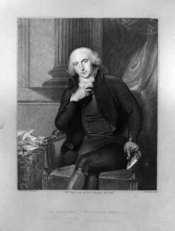 Sylvester Douglas, Baron Glenbervie, by Edward Harding, published by  E. & S. Harding, after  Sir Thomas Lawrence - NPG D11004