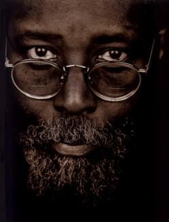 George Kelly ('Fowokan'), by Donald MacLellan - NPG x88747