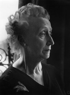 Cecil Blanche Woodham-Smith, by Lewis Morley - NPG x88789